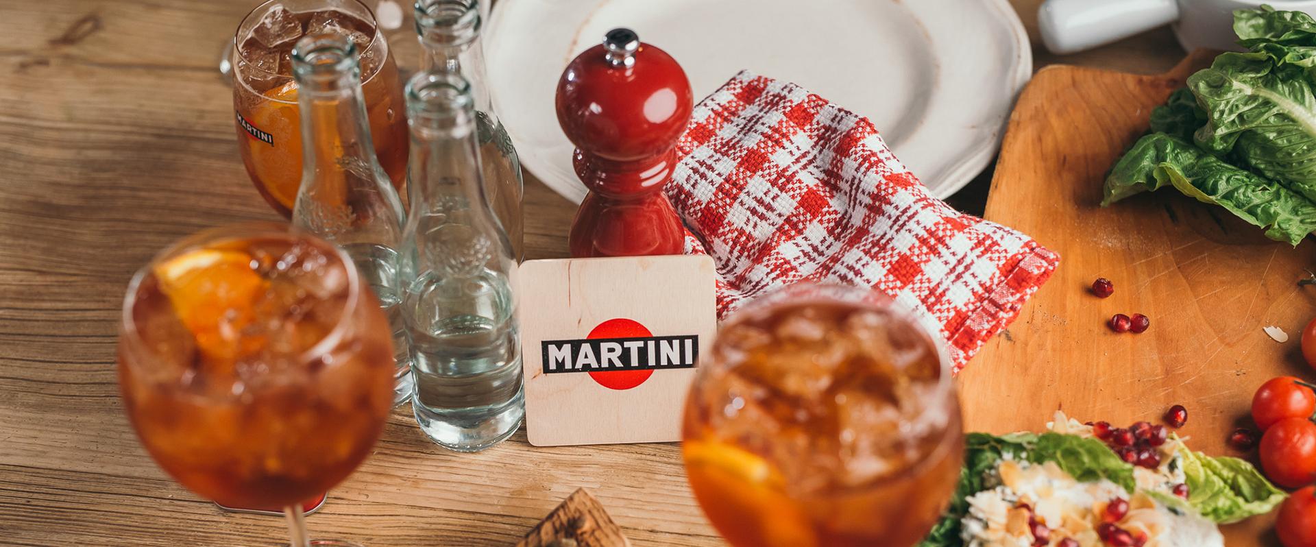 Martini x Aïoli