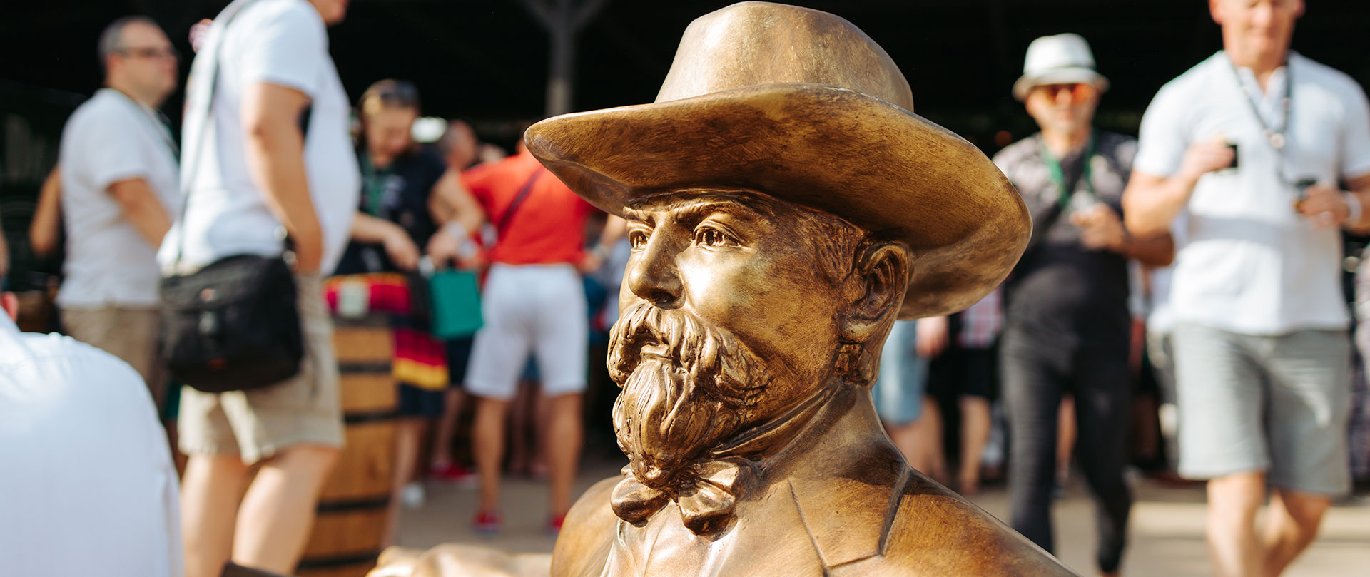 Strefa Jack Daniel's na VI Festiwalu Whisky